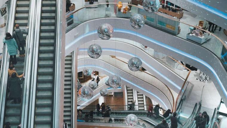 Bir Alışveriş Merkezi İçin Yeni İş Stratejisi